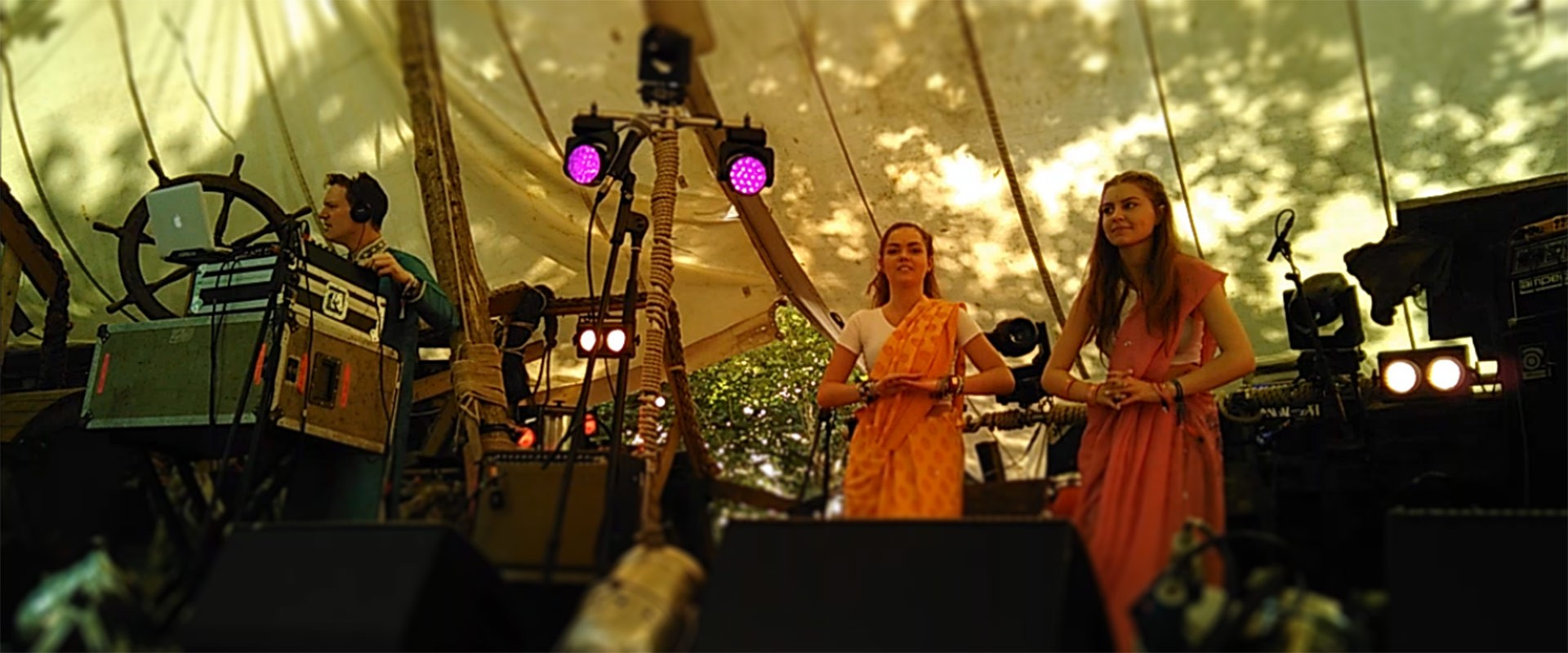 Bollywood @ Salty Dog Stage, Electric Picnic 2015